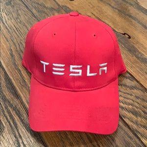 Brand new Tesla hat